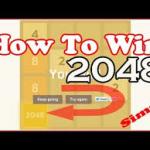 Cara Nak Main 2048