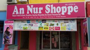An nur shoppe duyong
