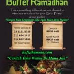Promosi Buffet Ramadhan Casa Ombak Kuala Lumpur