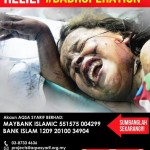 Doa & Sumbangan Buat Gaza Palestine