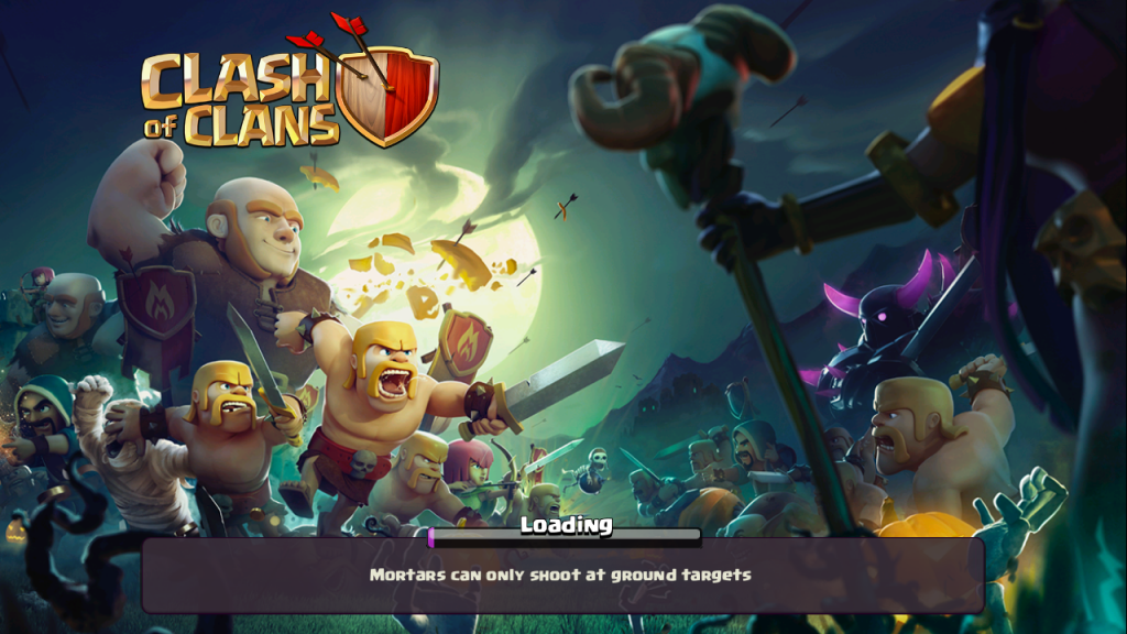 Clash Of Clans COC
