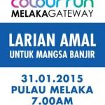 Larian Amal Negeri Melaka 2015