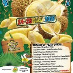 Pesta Durian Melaka 2015