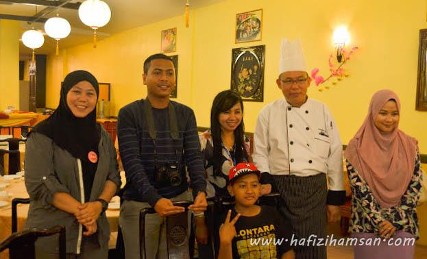 bersama chef