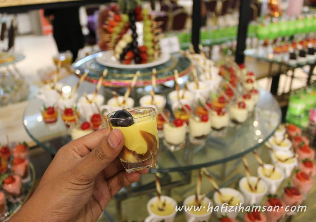 dessert dalam cawan