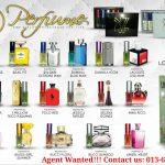 Agent Perfume Raya Diperlukan Segera!!!