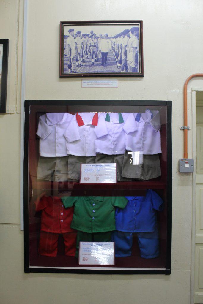 Jenis jenis pakaian dalam penjara