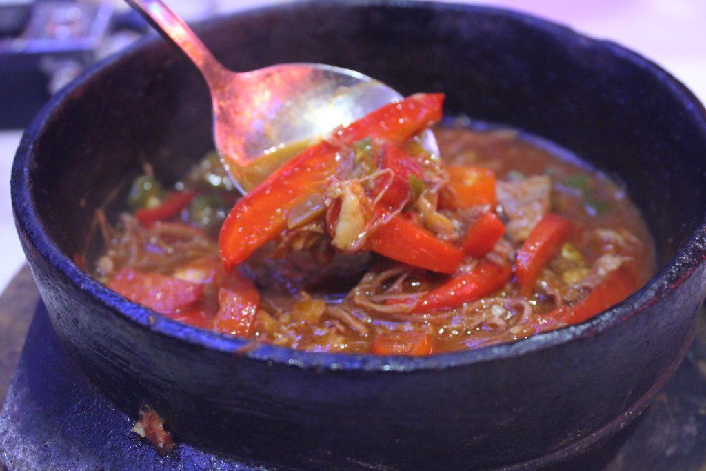 Daging Masakan Arab