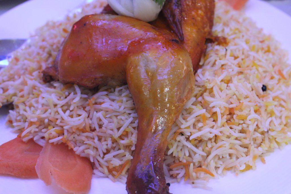 Nasi Arab Ayam