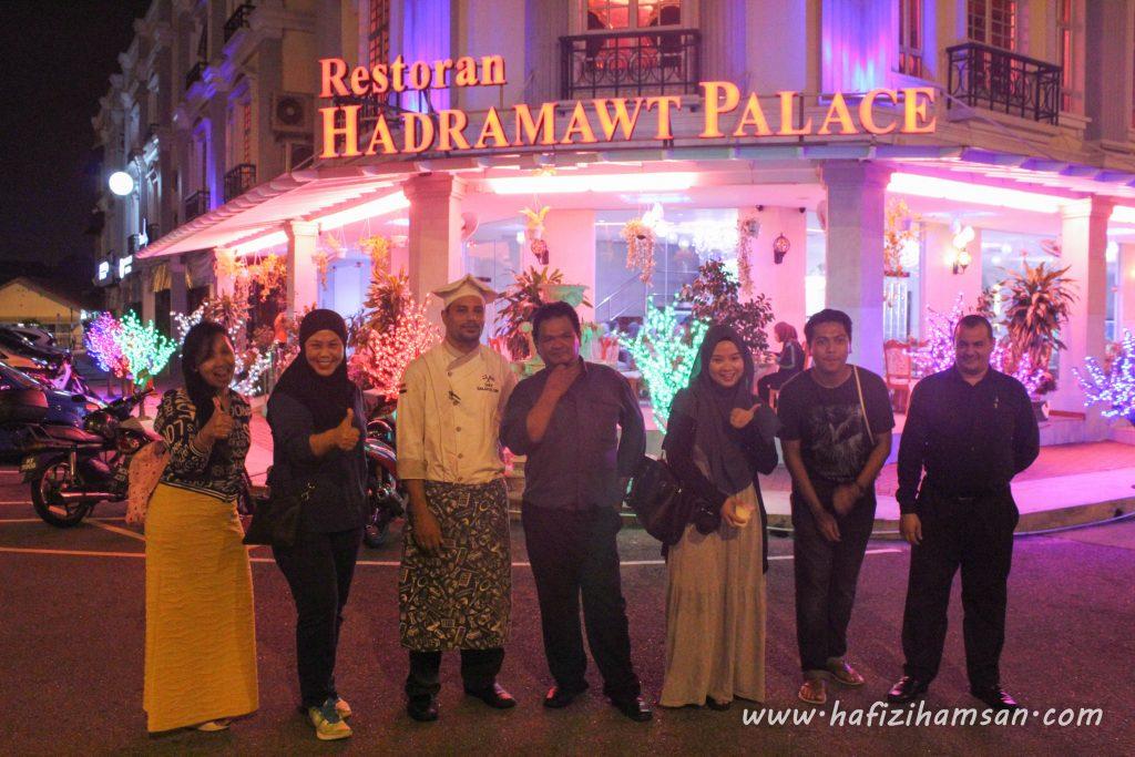 Restoran Hadramawt Palace Melaka
