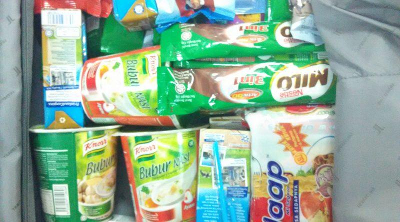 makanan yang boleh bawa pergi china