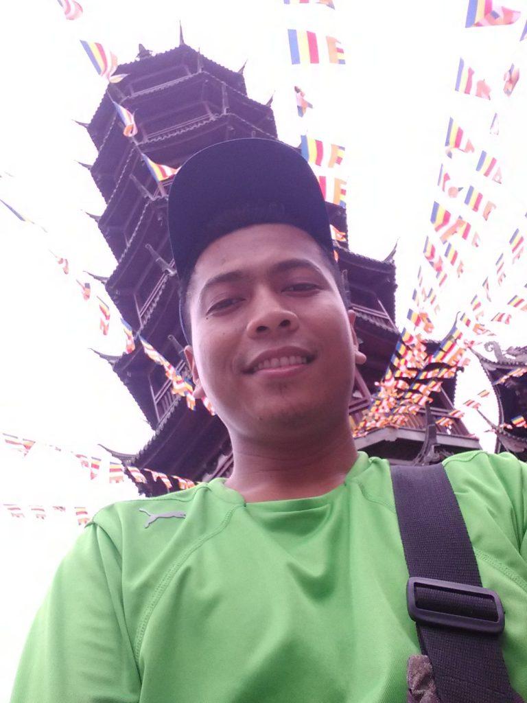 pagoda wuxi china