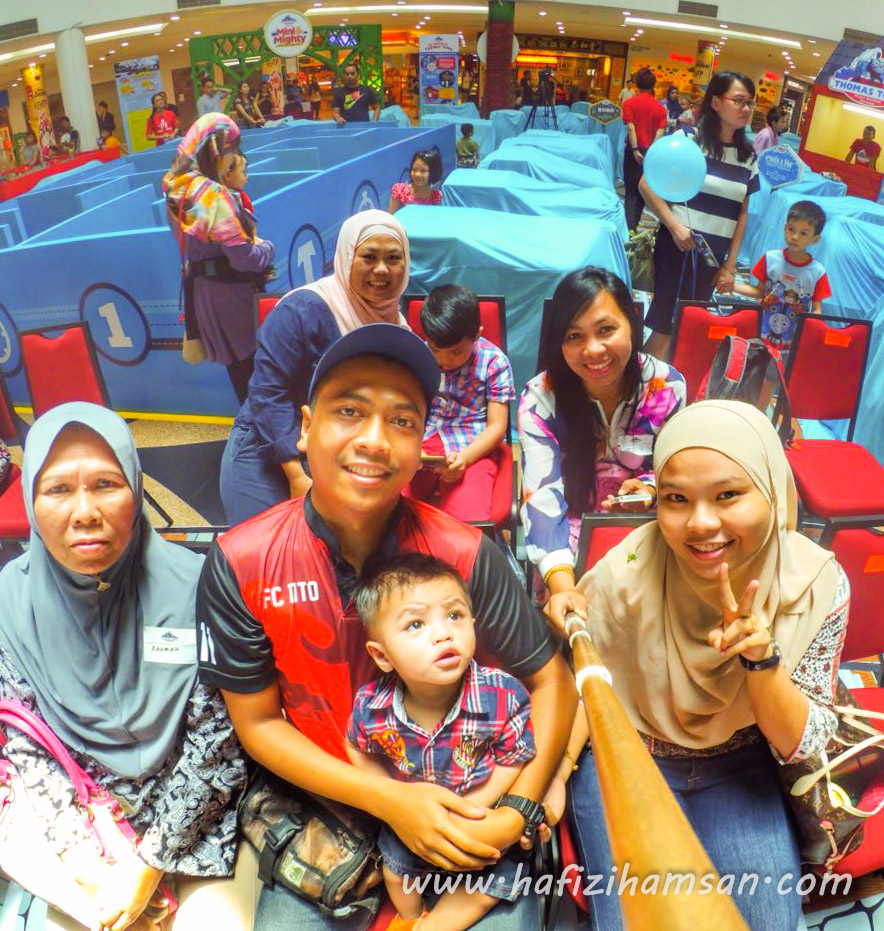 Thomas Town Mini & Mighty Malaysia Tour - Malacca