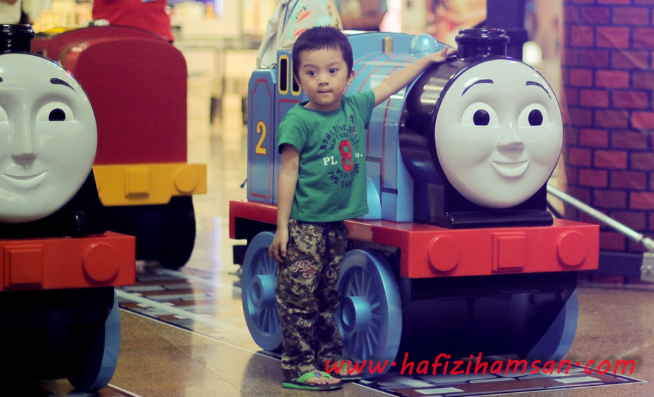 Thomas Town Mini & Mighty Tour_Malacca- Hafizi Hamsan