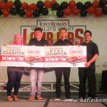 Ganjaran Buat Pelanggan Tetap Tony Romas Melaka