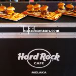 Keunikkan Menu Burger Di Hard Rock Cafe Melaka