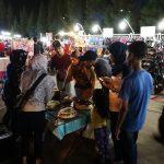 Bazar Telok Mas Melaka Gerai Kek Cheese Viral