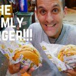 Aktiviti Keluarga Dengan Memasak Burger Ramly